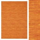 Carpet Carpet Vista Kilim loom - Orange CVD8778
