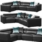 Natuzzi Balance sofa