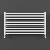 Horizontal heated towel rail from the company Instal-project, model Stick Level