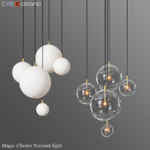 Magic Cluster Pendant light