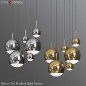 Mirror Ball Pendants - Tom Dixon