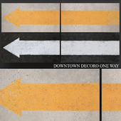 ABK Downtown Decoro One Way