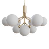 APIALES 9 chandelier by NUURA