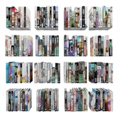Books (150 pieces) 1-8-2