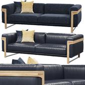 Natuzzi Dalton sofa