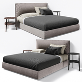 Ribbon Bed Molteni & C