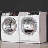 Washing and drying machine AEG