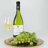 Wine And Grape Set