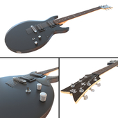 Electric guitar cgr