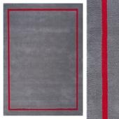 Carpet ARCHITONIC Classico Gris by Toulemonde Bochart