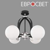 OM Ceiling Chandelier Eurosvet 70082/4 Globe