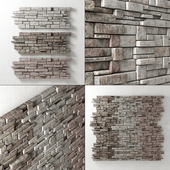 Decorative brick panel №7 / Panel of decorative brick №7