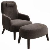 Febo armchairs antonio citterio 3