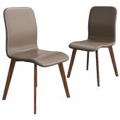 Lara Leather Chair Kare