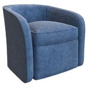 Edam swivel chair from West Elm