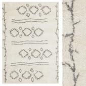 Carpet CarpetVista Berber Shaggy Yani CVD13400