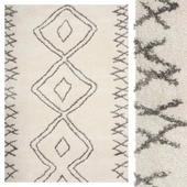 Carpet CarpetVista Berber Shaggy Massin CVD13398