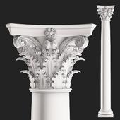 Column ompozite order
