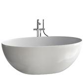 Bath ECLIPSE SMALL By Antonio Lupi Design