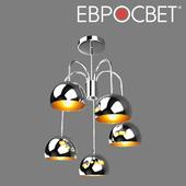 OHM Suspension lamp Eurosvet 70067/5 Solario