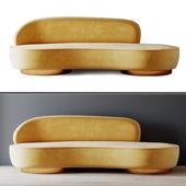 Caramel Softness sofa