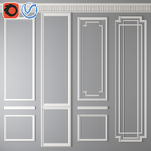Decorative molding_011