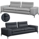 Sofa by Cierreimbottiti / Carlton