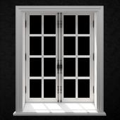 FRENCH WINDOW №1 1500x2000 (CORONA_VRAY)