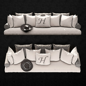 PILLOWS FOR FRENCH WINDOW №2