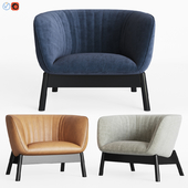 Wendelbo Vista Lounge Chair