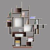 Bookcase Harlem