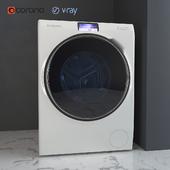 Samsung washing machine WW10H9600EW