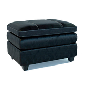 Gleason Chair Ottoman by Ashley Furniture