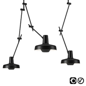 Arigato AR-C Lamps by Grupa