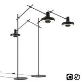 Arigato AR-F Lamps by Grupa