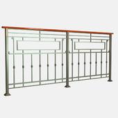 Balcony fencing