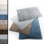Collection of realistic carpets | Rh lino rug