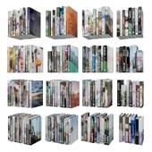 Books (150 pieces) 1-9-1