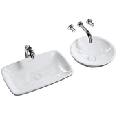 sink villeroy & boch Loop & Friends