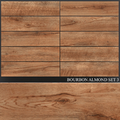 Peronda Bourbon Almond Set 3