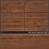 Peronda Bourbon Brown Set 1
