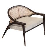 Wormley lounge armchair