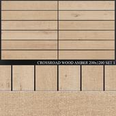 ABK Crossroad Wood Amber 200x1200 Set 1