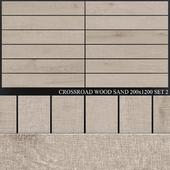 ABK Crossroad Wood Sand 200x1200 Set 2
