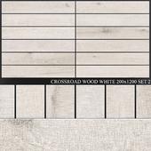 ABK Crossroad Wood White 200x1200 Set 2