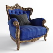 3 colors classic armchair