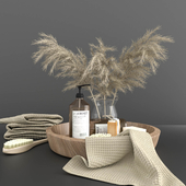 Bathroom decorative set # 5