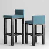 KAGE High Stool By Meridiani