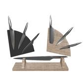 Set of knives Samura Alfa
