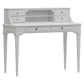 Dantone Home Oxford Desk with Shelves